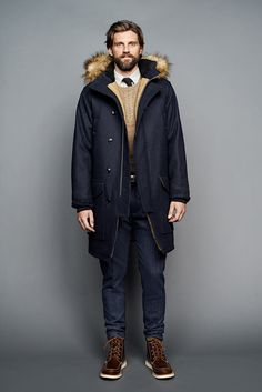 J.Crew Fall 2015 Menswear Fashion Show