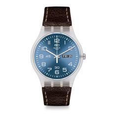 Swatch Core Daily Friend horloge SUOK701
