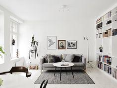 Woonkamer inspiratie grijs wit . Waarom is grijs wit een veel gebruikte kleuren combinatie? Woonkamer inspiratie grijs wit saai? Echt niet! Ik begin altijd met …