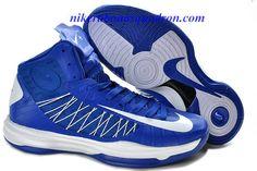 huge discount 4e12e 5b1dc Nike Lunar Hyperdunk 2012 Olympic Old Royal Blue White 535359 101
