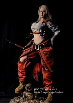 Lets do some Femme Fatale Bashes - Page 14 - OSW: One Sixth Warrior Forum