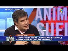 Facundo Manes habló de los secretos del cerebro con Alejandro Fantino Manado, Brain, The Secret, Animales