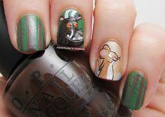 Adventures In Acetone: Digit-al Dozen DOES Book Week Day 1: The Gruffalo!