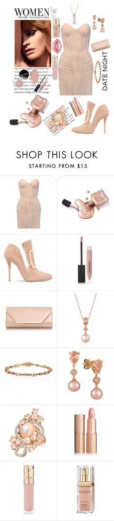 """Untitled #33"" by divine40divas ❤ liked on Polyvore featuring Balmain, Burberry, Dorothy Perkins, LE VIAN, Smith & Cult, Elizabeth Arden and Lime Crime"