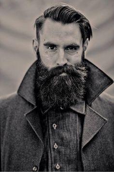 Epic beard, mustache