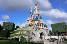 sleeping beauty's castle - Google Search