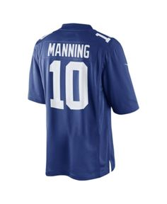 51d4ed07cfa 20 Best Eli Manning Jersey images | Football gloves, Nfl jerseys ...