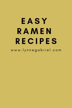 If you're a ramen soup lover, then this board is for you! Full of fun and exciting easy ramen recipes! Ramen Soup, Ramen Noodles, How To Make Ramen, Ramen Recipes, Board, Easy, Fun, Planks, Noodle Soup