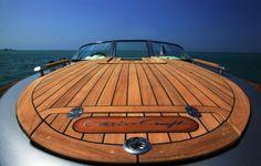 modern Chris Craft #wood boat