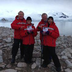 Honor Student, Antarctica, The Book, Books, Red, Livros, Livres, Book, Libri