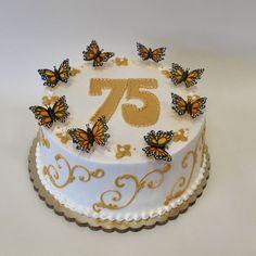 Golden Butterfly 75t