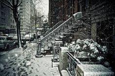 NYC. HolidayStyle christmas