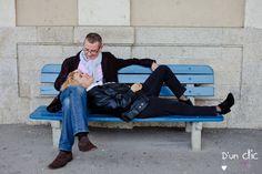Photo #engagement #amour #couple