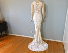 Hey, I found this really awesome Etsy listing at https://www.etsy.com/listing/183527038/angelic-hippie-crochet-lace-wedding