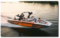 Tige ATX....if for some reason we can't afford this then I'd settle for a Mastercraft ;)