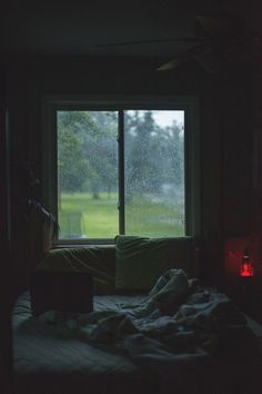 stormy nights and stormy thoughts
