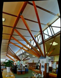Houtbay Library Architecture Details, African, Construction, Contemporary, Building