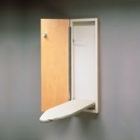 Wall Mount Hideaway Ironing Board Tiny Homes Pinterest