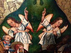 Diabeł tkwi w szczegółach, czyli sztuka sakralna u Ciołka