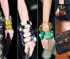 Fall/ Winter 2014-2015 Jewelry Trends: Catchy Jewelry  #jewelry #accessories