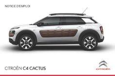 Notice CITROEN C4 CACTUS