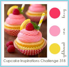 Aptly Spoken Expressions: Cupcake Mojo - 2 Challenges Combined
