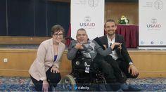 دور الاعلام في تعزيز مشاركة الأشخاص ذوي الإعاقة – عبسيabsi