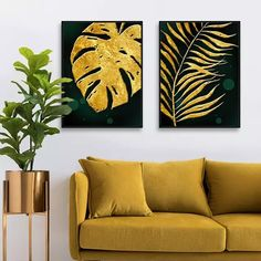 Scandinavian Paintings, Diy Canvas Art, Painting Canvas, Cactus Wall Art, Living Room Paint, Wall Art Pictures, Home Decor Wall Art, Decoration, Decorative Wall Paintings