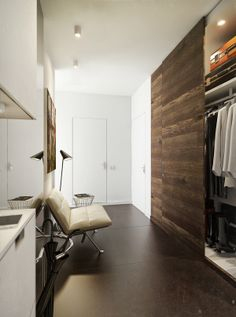 INTERIOR I. by INT2 architecture, via Behance