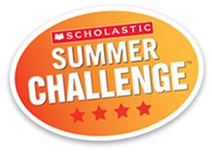 Scholastic Summer Challenge - a free online program designed to motivate and excite your children around reading books this summer. The Summer Challenge is an easy and fun way for kids to log the minutes they spend reading as they earn rewards and help Read for the World Record.