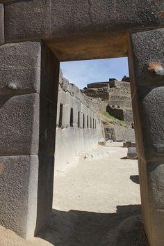 Ollantaytambo ruins, Cusco, Peru