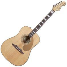 Elvis Presley Kingman Acoustic Fender Guitar