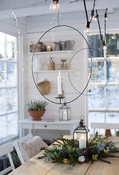 All WoodWorking Ideas & Crafts – Woodworking Projects & Tools Christmas Feeling, Natural Christmas, Scandinavian Christmas, Christmas Love, Winter Christmas, Decoration Table, Xmas Decorations, Christmas Interiors, Minimalist Christmas
