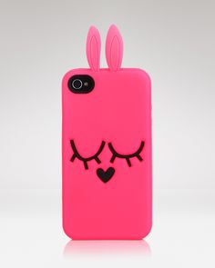 "MARC BY MARC JACOBS iPhone 4 Case - 4G Creatures ""Katie Bunny"" 