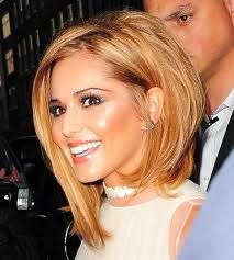 This is quite cool where it's a lot longer at the front than back rather than the more subtle graduated bobs..