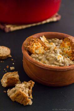 Onion & Mushrooms Soup – Κρεμμυδόσουπα με Μανιτάρια