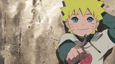 Little Naruto Uzumaki