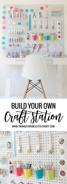 How to build your own Craft Station