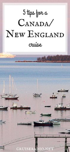 #canada #newengland #cruise #travel #traveltips