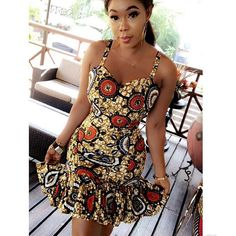 Welcome to Ankara Styles Here is a massive list of Ankara short gown styles you … Ankara Styles For Women, Ankara Short Gown Styles, Latest Ankara Styles, Short Gowns, African Fashion Ankara, African Print Dresses, African Print Fashion, African Dress, African Prints