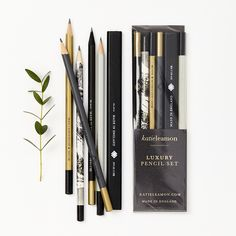 For_KatieLeamon_May2016_348 with grey pencil MEDIUM Stationary Supplies, Stationary School, Cute Stationary, School Stationery, Art Supplies, Office Supplies, Back To University, Luxury Card, Cute School Supplies