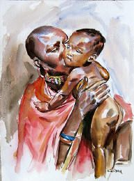 Oil Paintings of 4 Kinuthia Beautiful Baby Art for sale by Artists Africa Painting, Africa Art, Uhd Wallpaper, Baby Painting, Spirited Art, Wall Decor Pictures, Paintings For Sale, Oil Paintings, Portraits From Photos