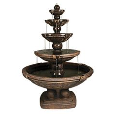Henri Studio 6 Piece Spheres Fountain Relic Ebony *** To view further for this item, visit the image link. Note: It's an affiliate link to Amazon