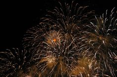 Feux d'artifices I - Fireworks