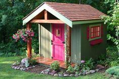 Garten pavillon Holz-Aufpeppen