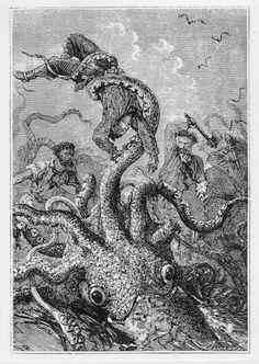 The Illustrators of Jules Verne's Voyages Extraordinaires