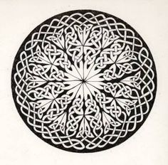 Celtic Knots 101 - Working in a Circle - Page 2 - WetCanvas