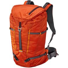 Review of the Patagonia Ascensionist 35 Pack http://www.outside.co.uk/latest/reviews/Patagonia-Ascensionist-35-Pack