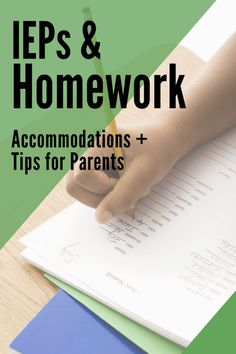 Does doing homework leave you and your kid in tears? Here are some ideas and accommodations for homework and an IEP or 504 Gentle Parenting, Kids And Parenting, Parenting Hacks, Funny Parenting, Adhd And Autism, Children With Autism, Iep Meetings, Every Mom Needs, Do Homework