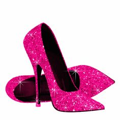 Pink Dress Shoes, Hot Pink Dresses, Dress And Heels, High Heels Outfit, Shoes Heels, Heeled Sandals, Pumps, Hot Pink Heels, Pink High Heels